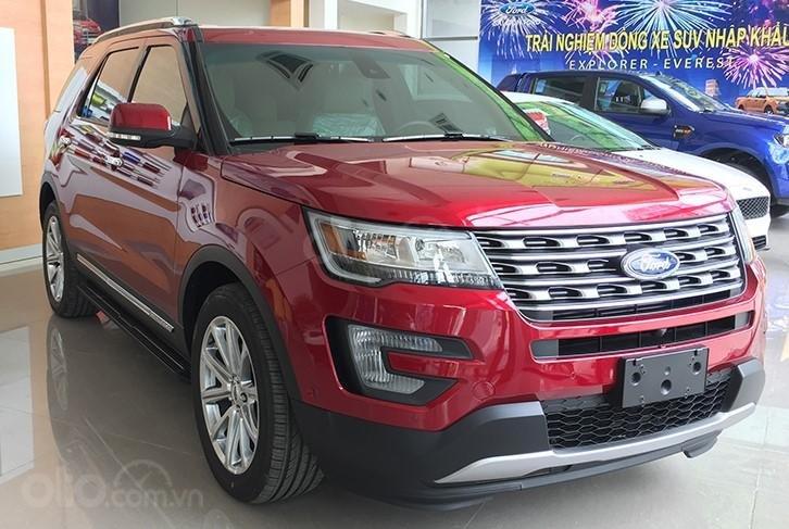 Ford Explorer Limited 2.3L 2020 ưu đãi ngập tràn (1)