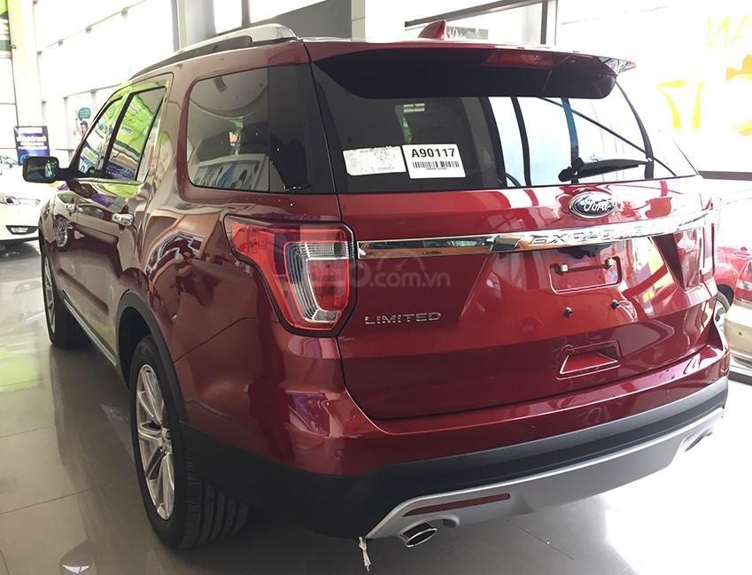 Ford Explorer Limited 2.3L 2020 ưu đãi ngập tràn (2)
