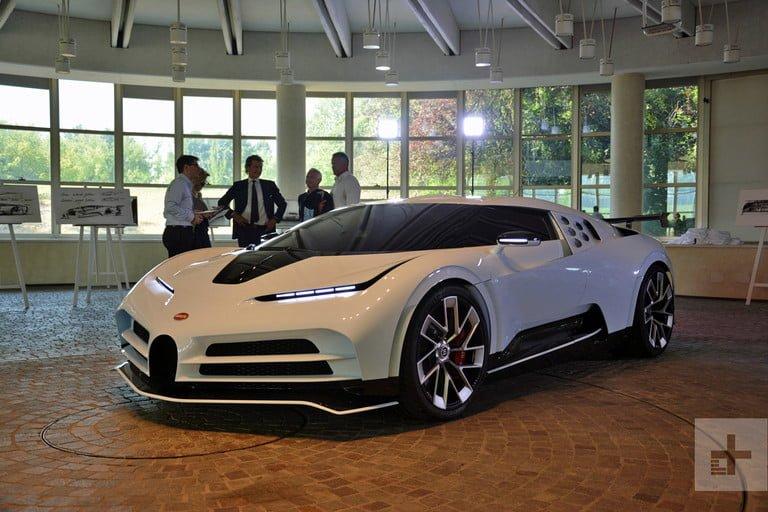 Bugatti Centodieci trong top siêu xe đắt nhất thế giới.