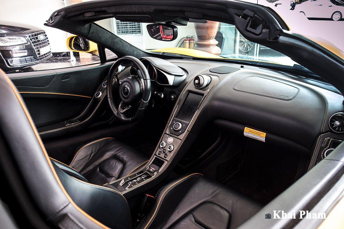McLaren 650S Spider từng của Minh Nhựa đã có chủ mới, nhưng màu sơn và la-zăng mới gây tò mò a3