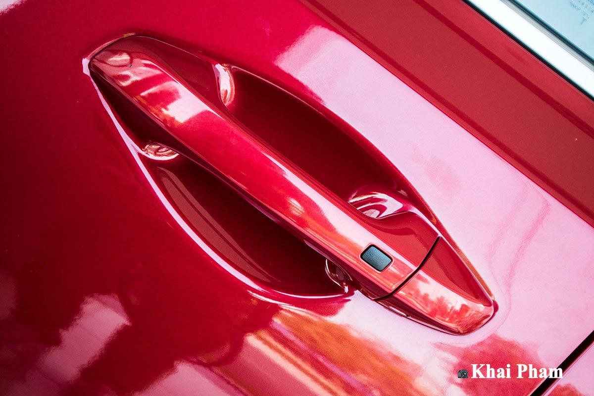 Ảnh Tay nắm cửa xe Kia Cerato 2020