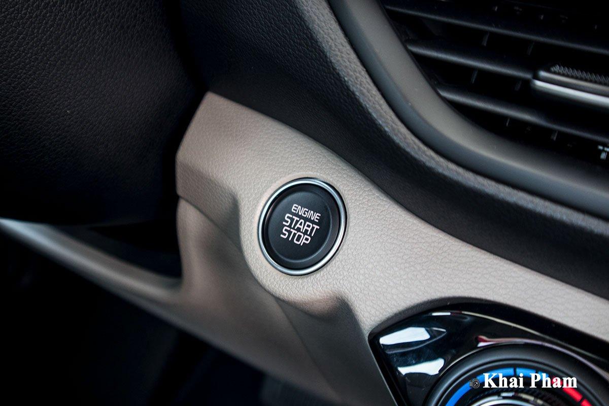 Ảnh Nút khởi động xe Kia Cerato 2020