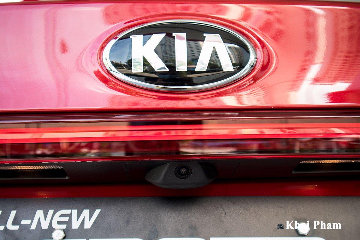 Ảnh Camera lùi xe Kia Cerato 2020
