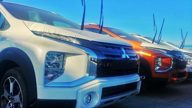 Xe 7 chỗ mới tầm giá 600 triệu đồng đổ bộ thị trường Việt Nam: Mitsubishi Xpander Cross
