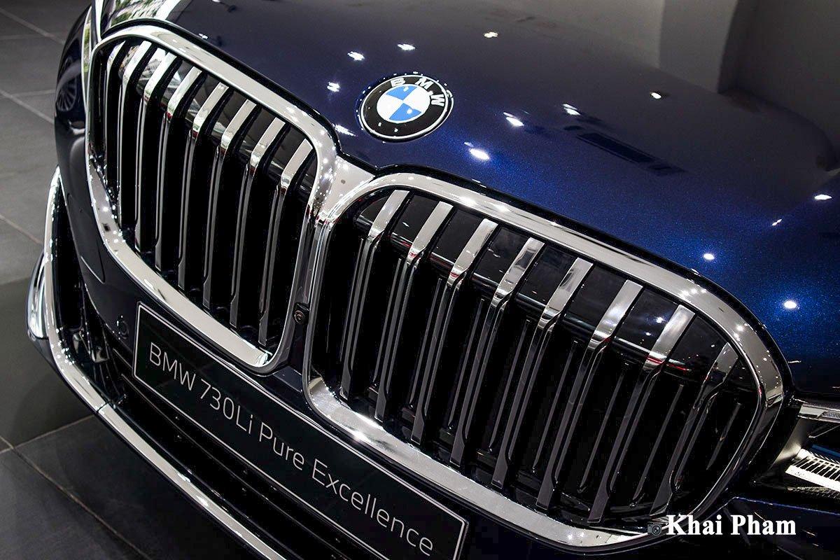 Ảnh lưới tản nhiệt xe BMW 730Li Pure Excellence 2020
