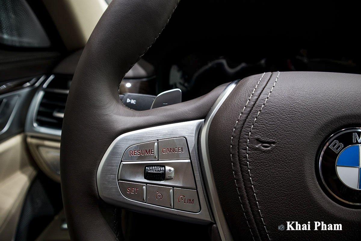 Ảnh nút bấm xe BMW 730Li Pure Excellence 2020