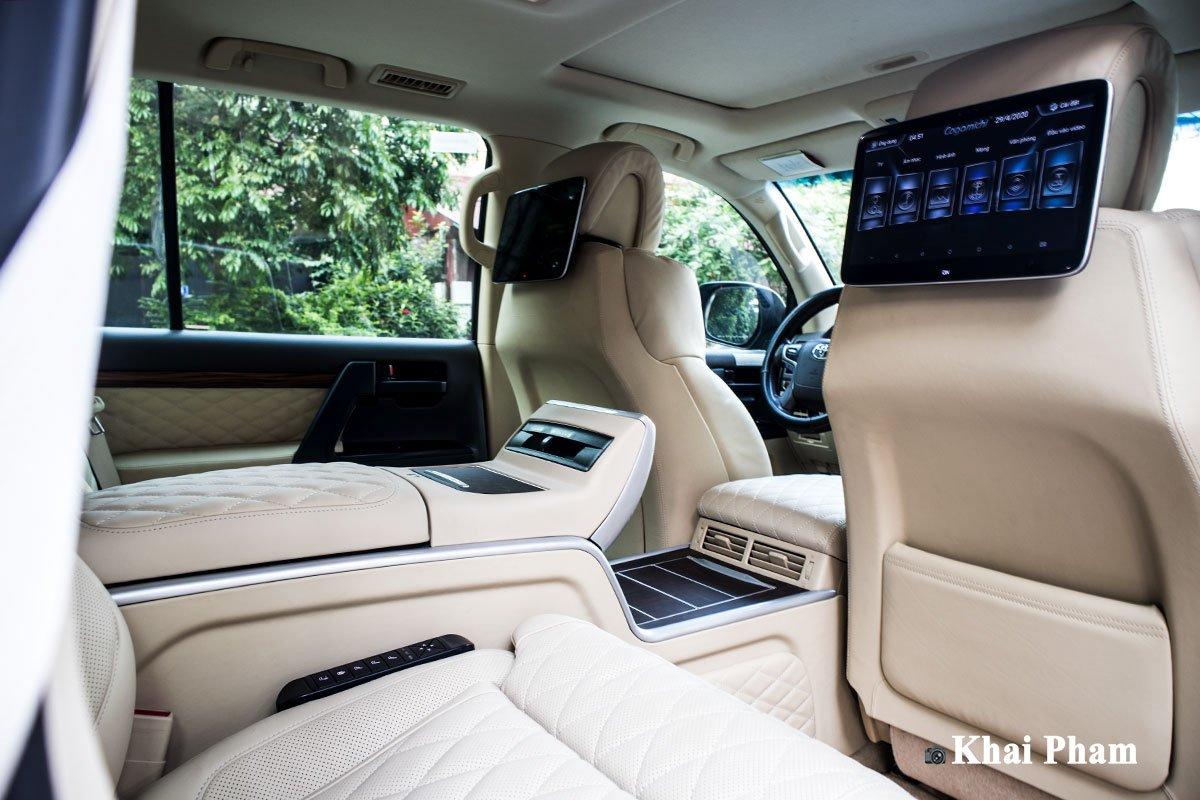 """Toyota Land Cruiser 2016 """"biến hình"""" dưới bàn tay thợ độ Việt, khoang lái là mơ ước của nhiều người a14"""