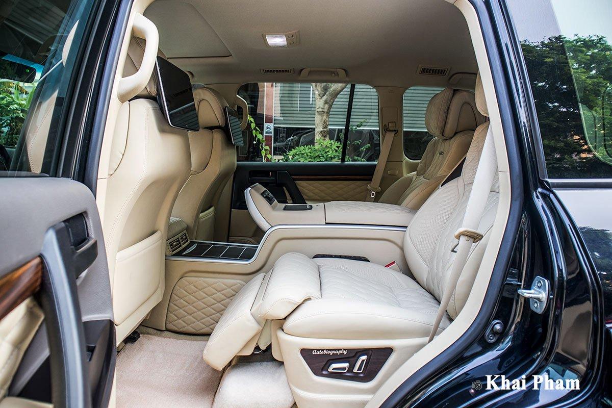 """Toyota Land Cruiser 2016 """"biến hình"""" dưới bàn tay thợ độ Việt, khoang lái là mơ ước của nhiều người a13"""