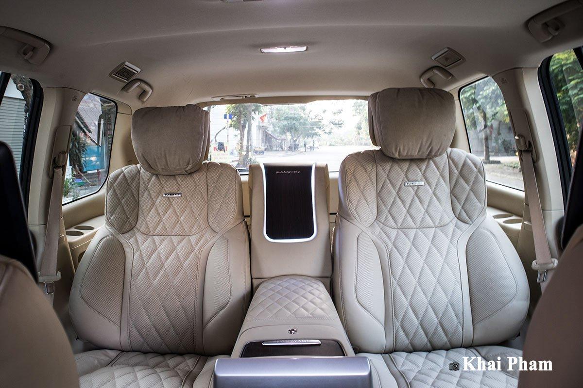 """Toyota Land Cruiser 2016 """"biến hình"""" dưới bàn tay thợ độ Việt, khoang lái là mơ ước của nhiều người a6"""
