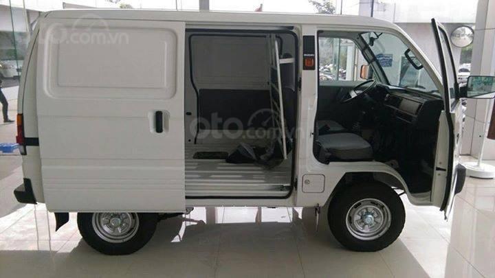 Bán xe tải Van Suzuki Blind Van 2020 giá rẻ, nhiều KM (2)