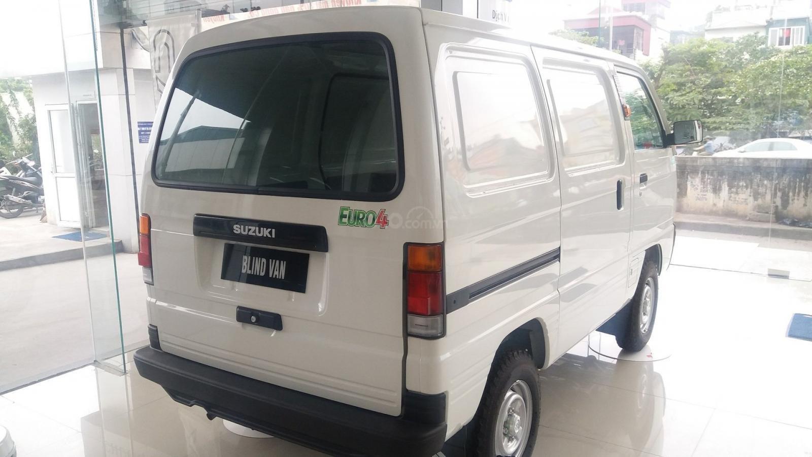 Bán xe tải Van Suzuki Blind Van 2020 giá rẻ, nhiều KM (3)