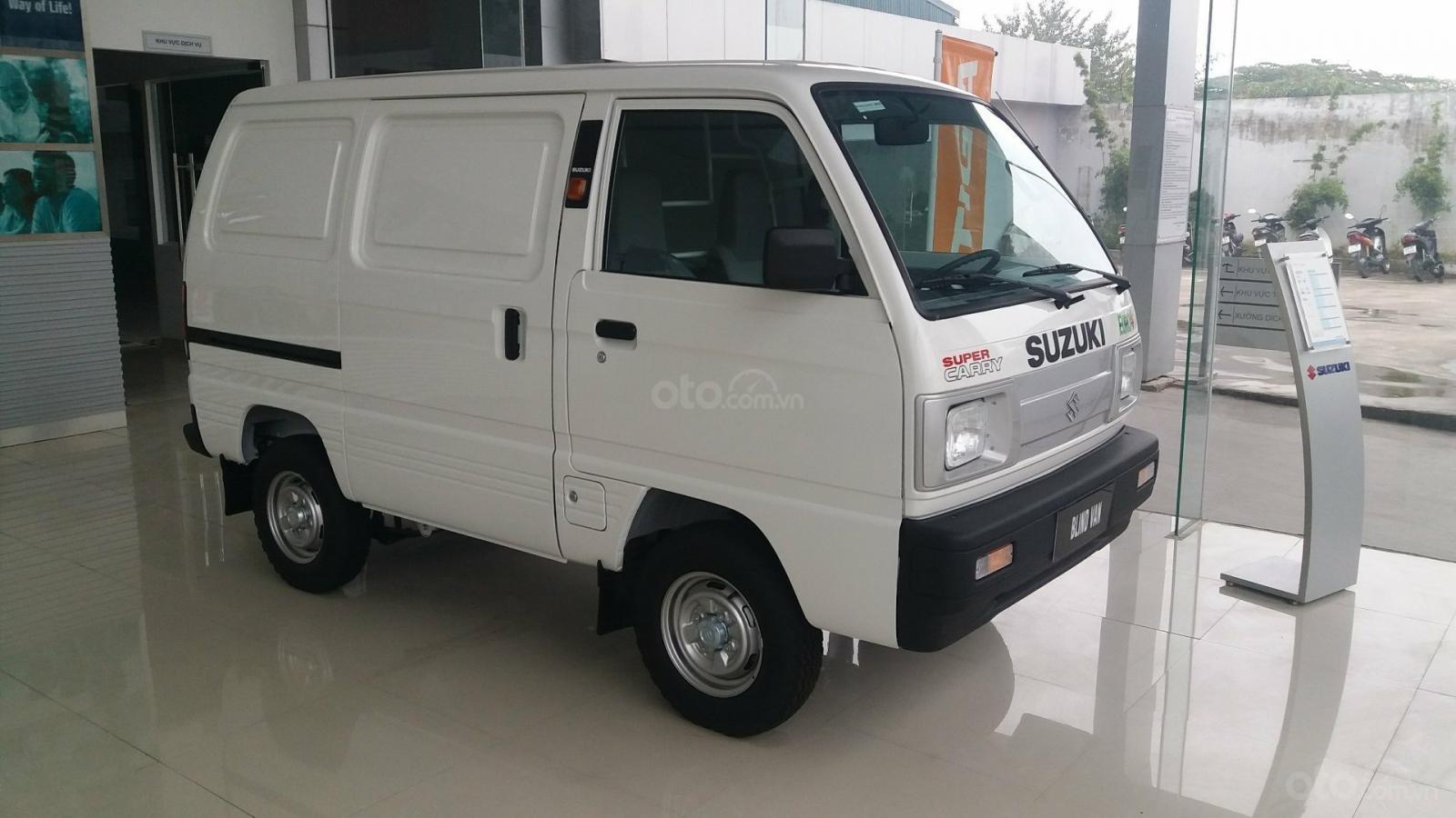 Bán xe tải Van Suzuki Blind Van 2020 giá rẻ, nhiều KM (4)