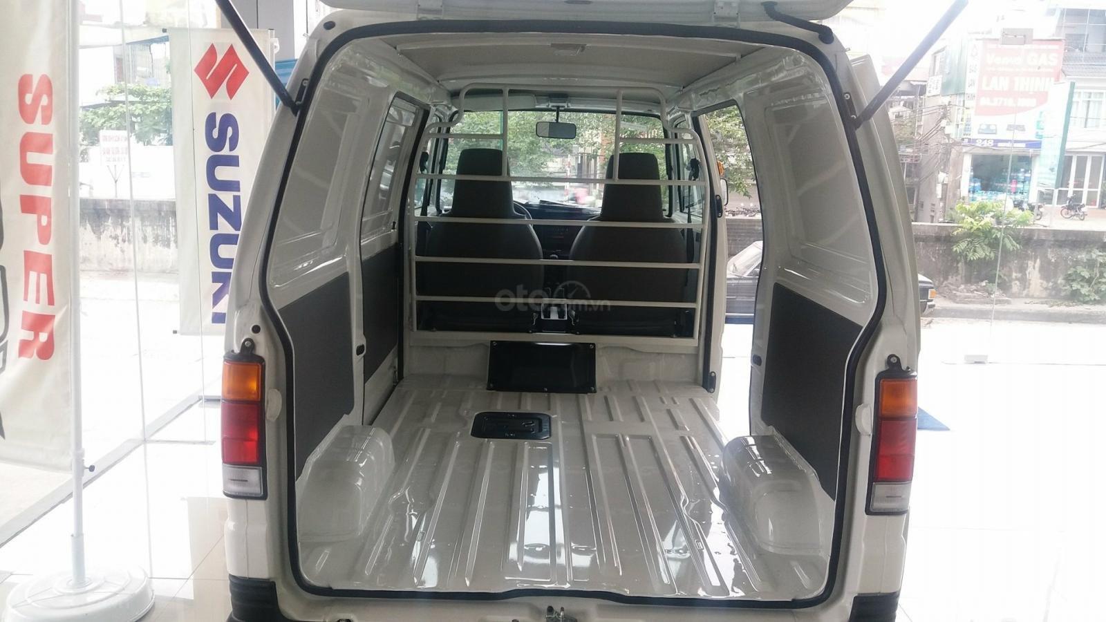 Bán xe tải Van Suzuki Blind Van 2020 giá rẻ, nhiều KM (5)