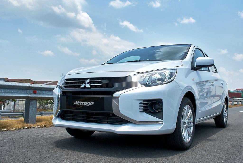 Cần bán xe Mitsubishi Attrage đời 2020, màu trắng, nhập khẩu nguyên chiếc (1)