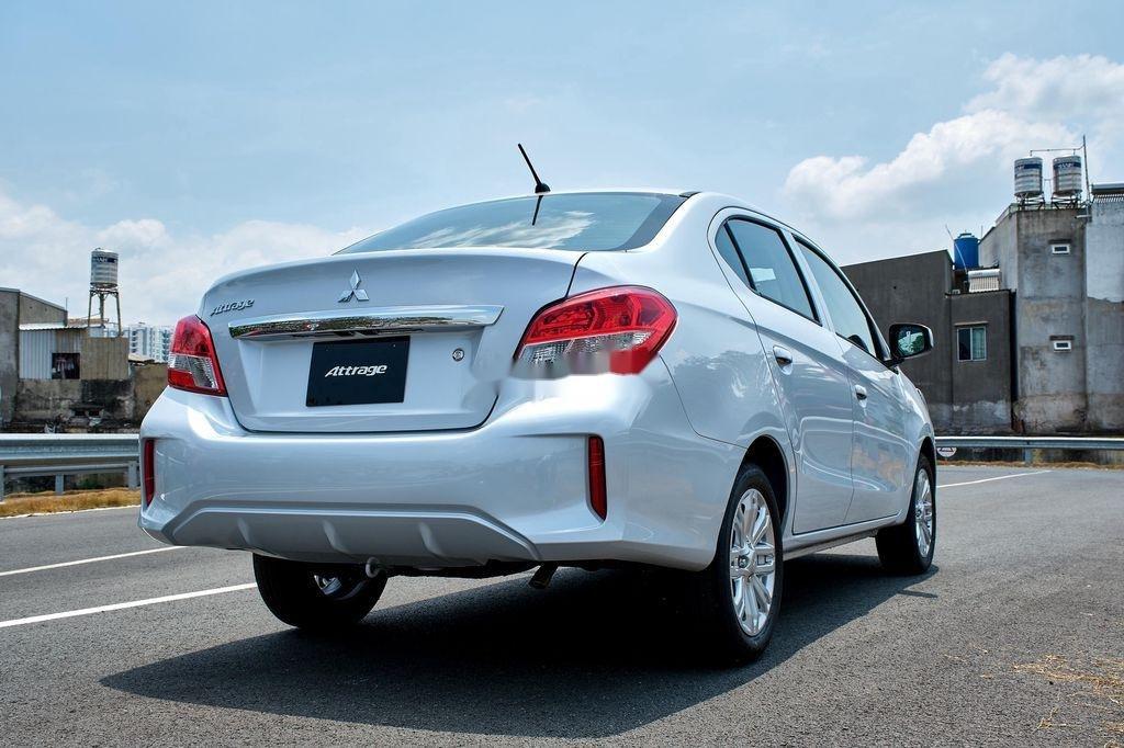 Cần bán xe Mitsubishi Attrage đời 2020, màu trắng, nhập khẩu nguyên chiếc (5)