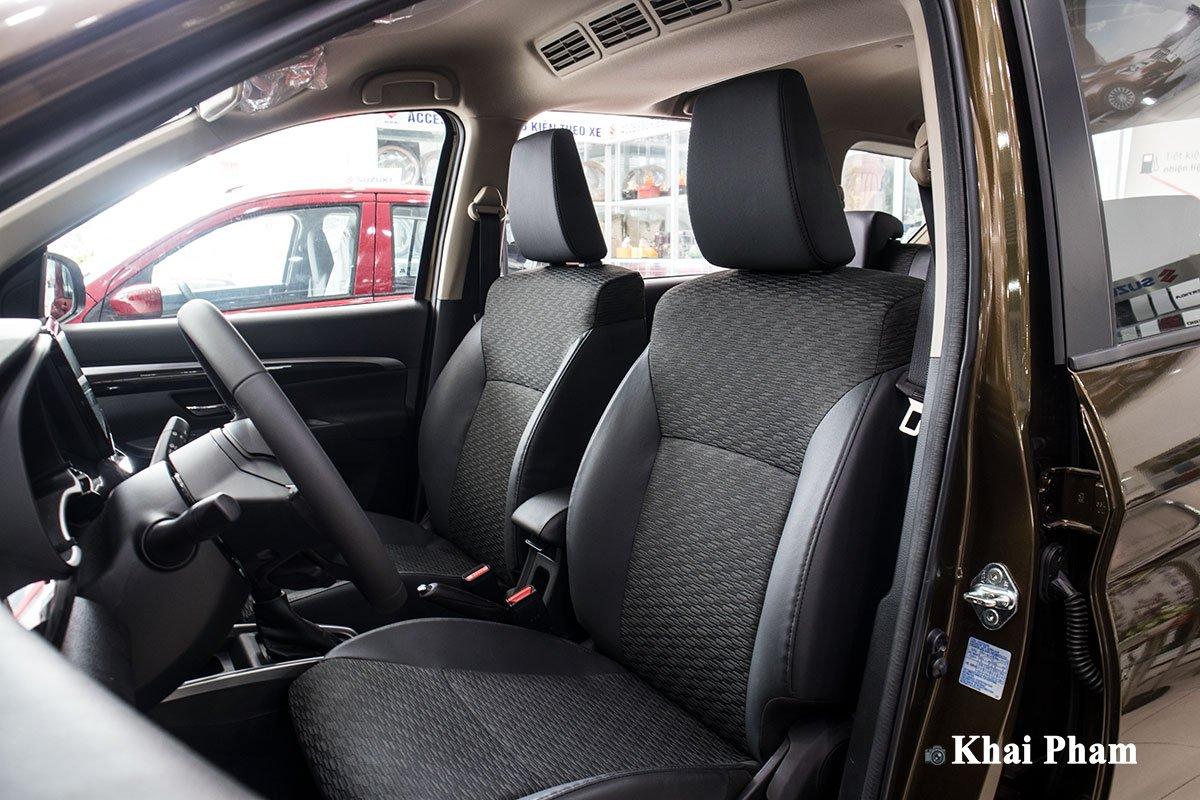 Ảnh ghế trước xe Suzuki XL7 2020