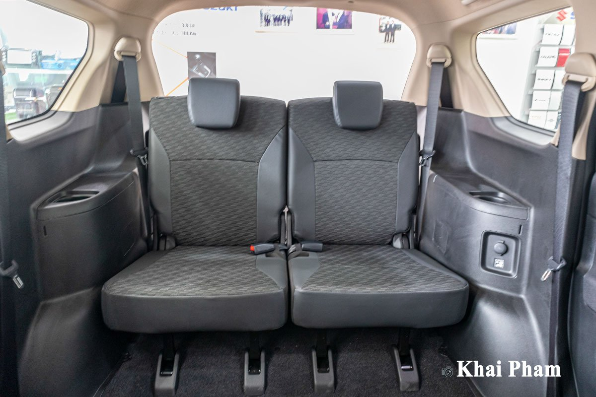 Ảnh ghế 3 xe Suzuki XL7 2020