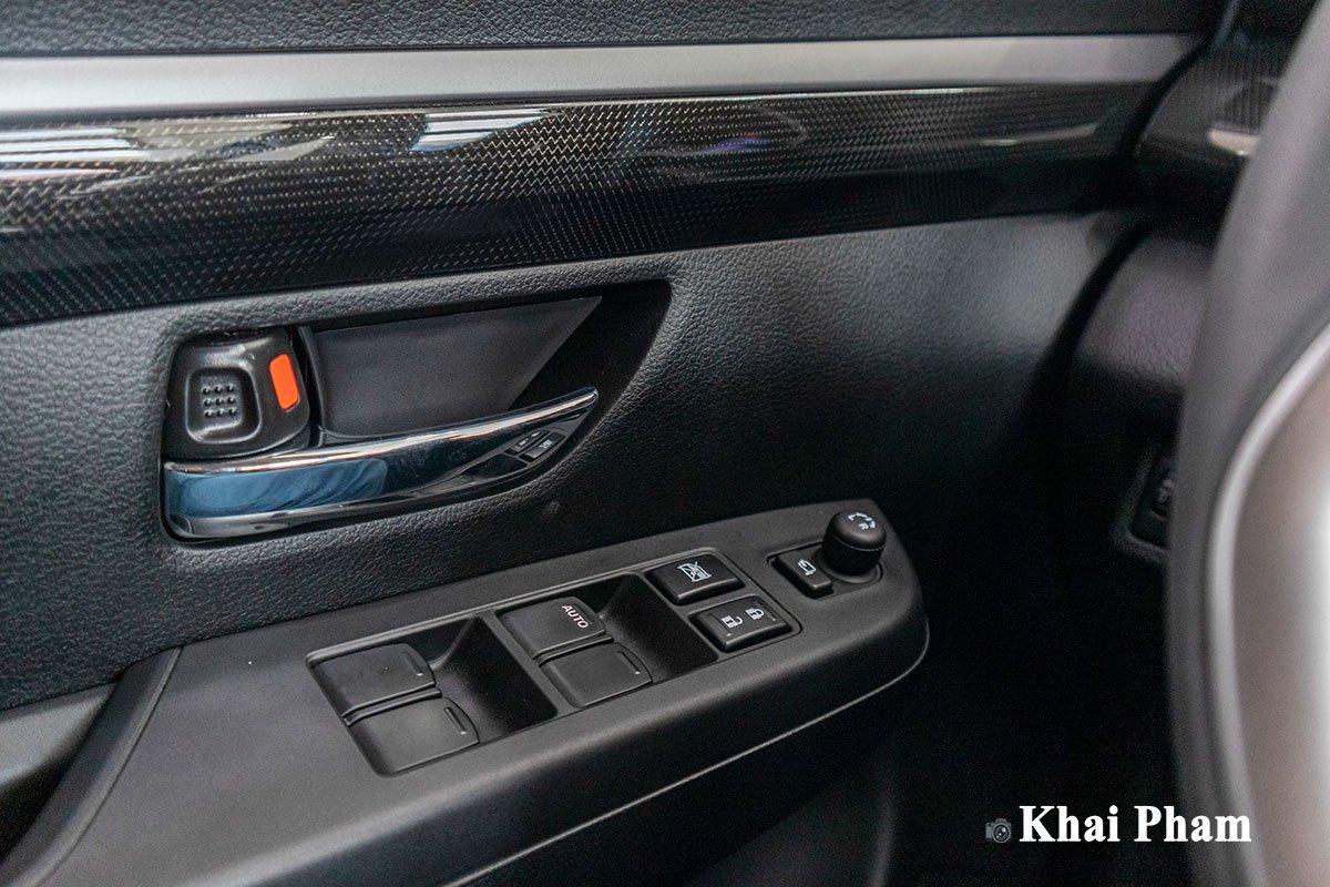 Ảnh cửa xe Suzuki XL7 2020