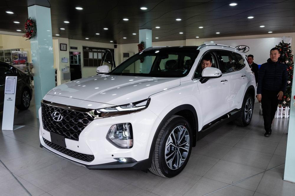 Hyundai SantaFe 2019.