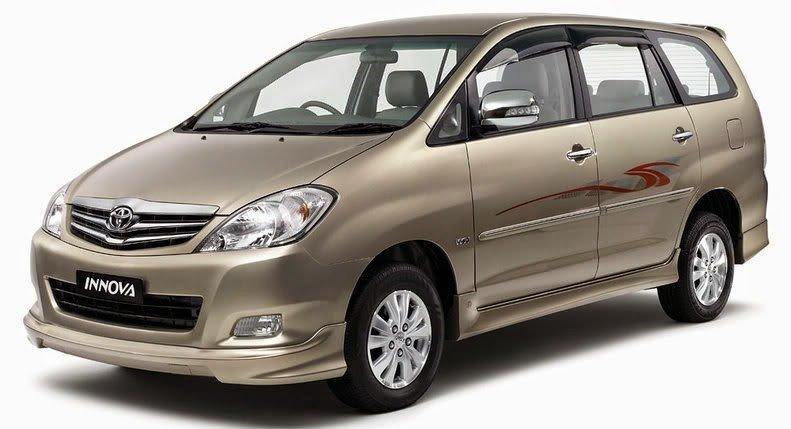 Toyota Innova 2008: Bổ sung phiên bản V số tự động 1