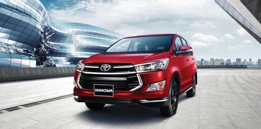 Cách nhận biết các đời xe Toyota Innova từng bán tại Việt Nam 1