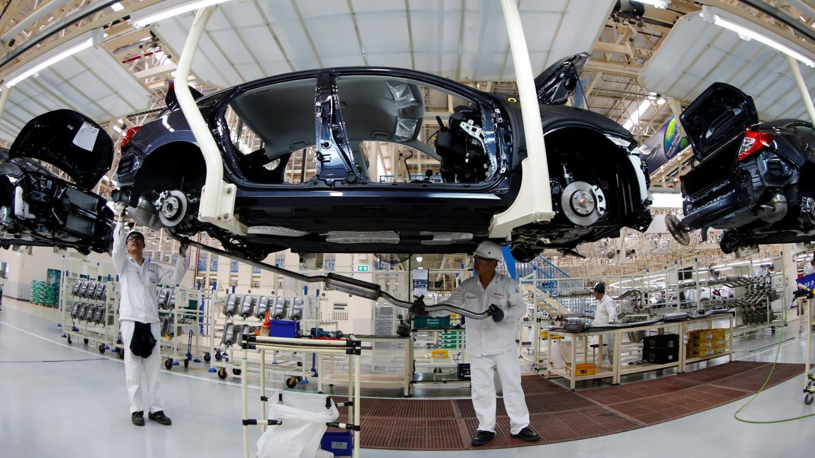 Doanh số xe Honda toàn cầu giảm mạnh vì ảnh hưởng dịch Covid-19,