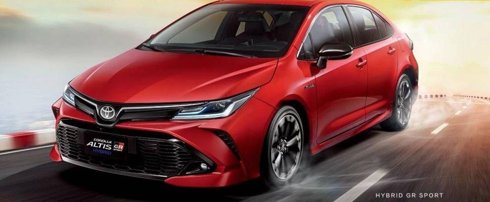 Toyota Corolla Altis GR Sport ra mắt Đài Loan, liệu có về Việt Nam ?