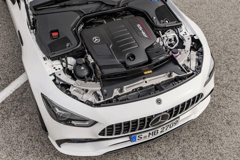 Động cơ Mercedes-AMG GT 53 4MATIC+ 4 cửa Coupe mới ra mắt Việt Nam 1