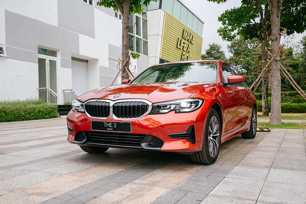 Giá xe BMW 320i 2021 cập nhật mới nhất
