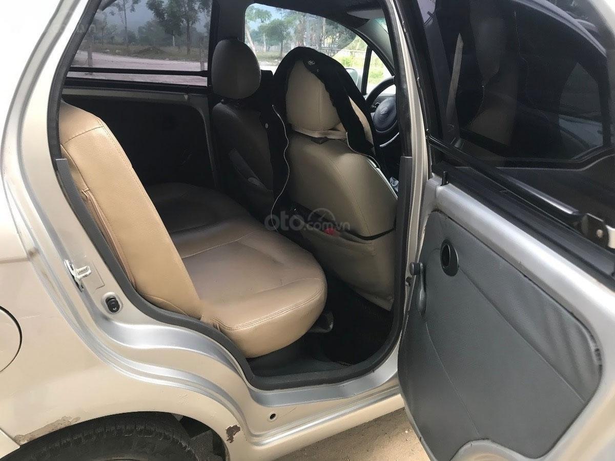 Cần bán Chevrolet Spark Van 0.8 MT đời 2009, màu bạc (2)