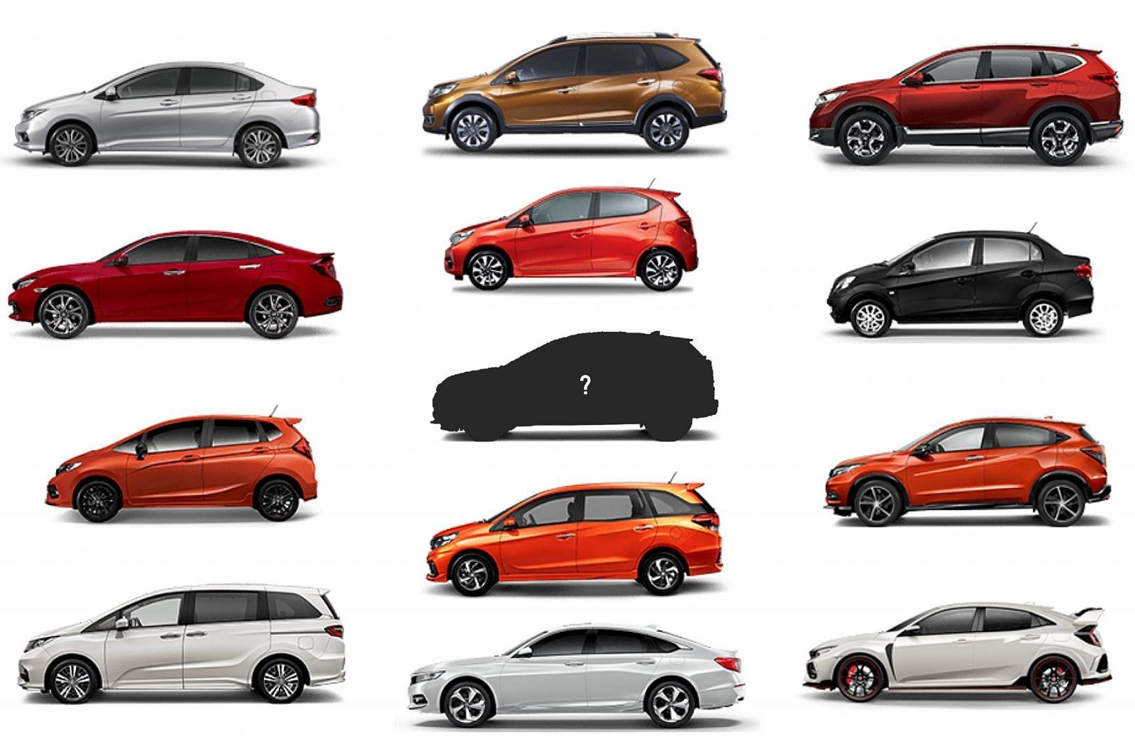 Honda ZR-V sẽ là mẫu crossover mới sắp ra quân