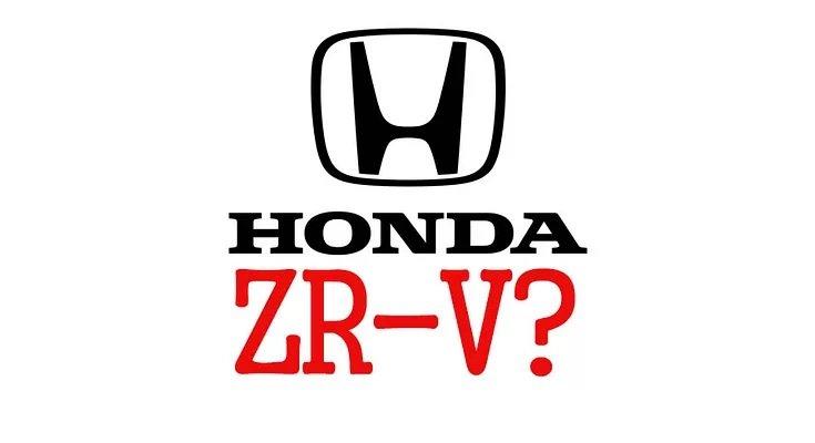 Honda ZR-V đầy bí ẩn.