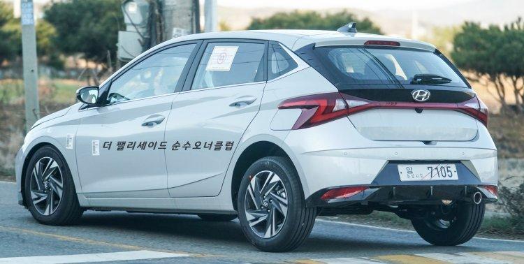 Hyundai i20 2020 đẹp mắt hơn.