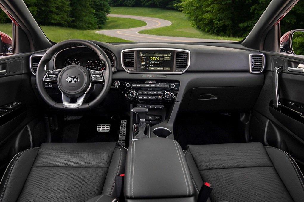Kia Sportage 2020 thay đổi lớn về cơ cấu biến thể.
