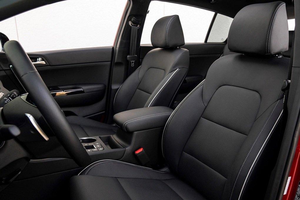 Kia Sportage 2020 đỉnh cao về chất lượng trải nghiệm.