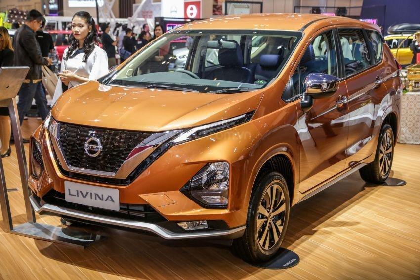 Xe 7 chỗ mới tầm giá 600 triệu đồng đổ bộ thị trường Việt Nam: Nissan Grand Livina