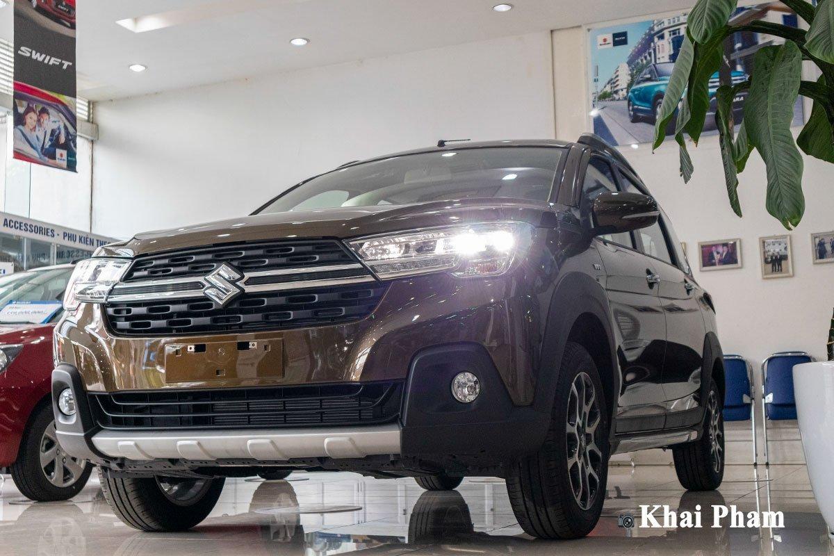 xe 7 cho gia 600 trieu vietnam suzuki xl7 2020 oto db3c