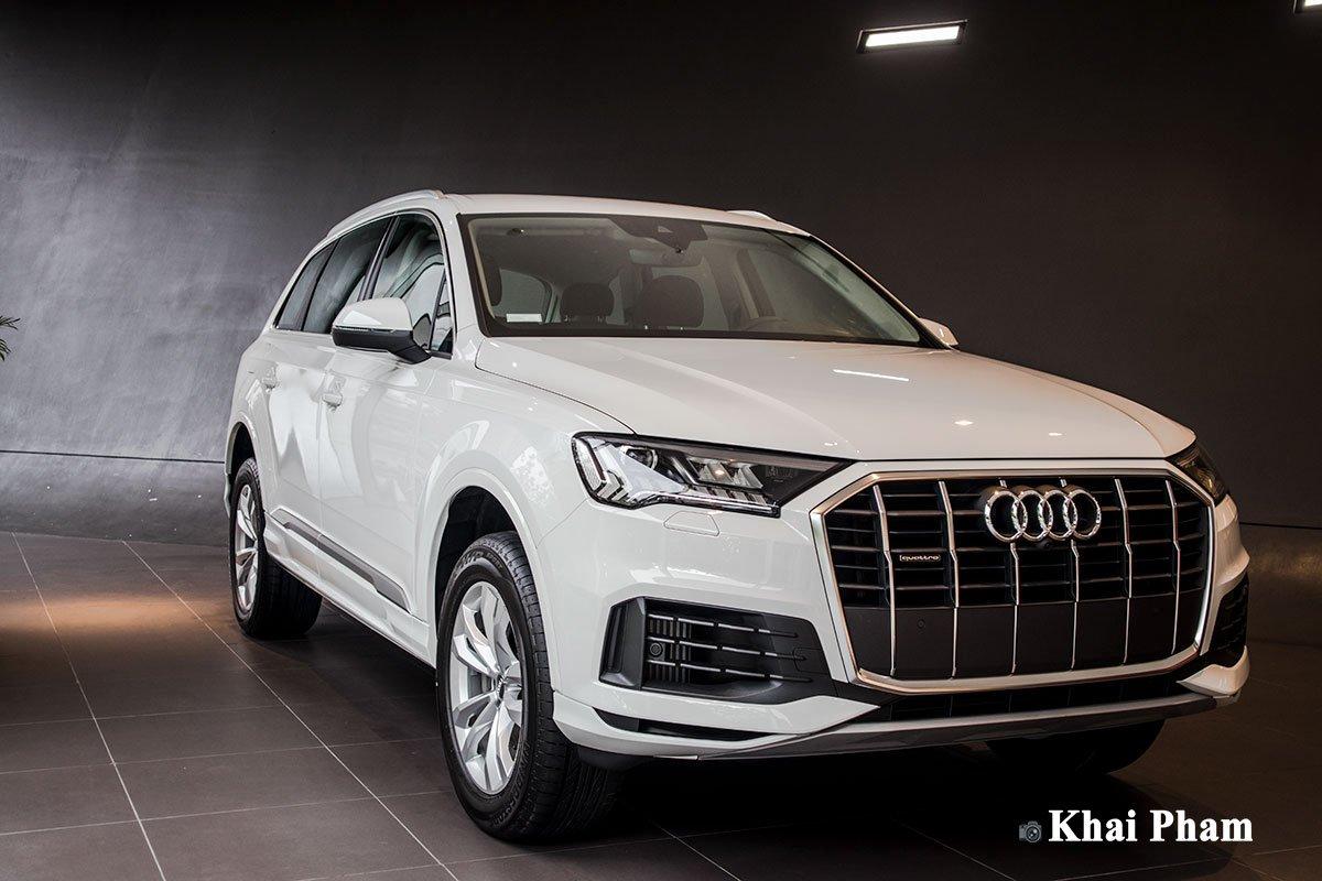 Audi Q7 2020 mới ra mắt Việt Nam 1