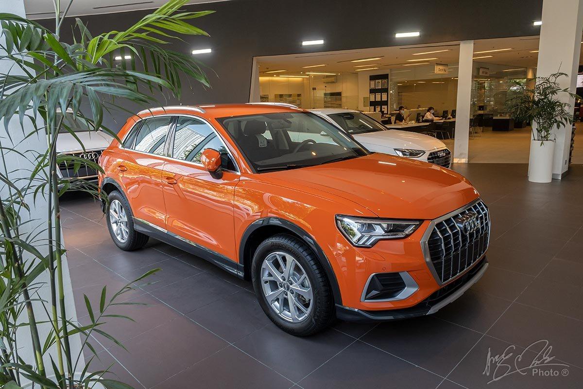 Giá xe Audi Q3 2020 mới nhất