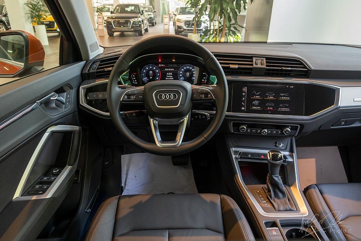 Nội thất xe Audi Q3