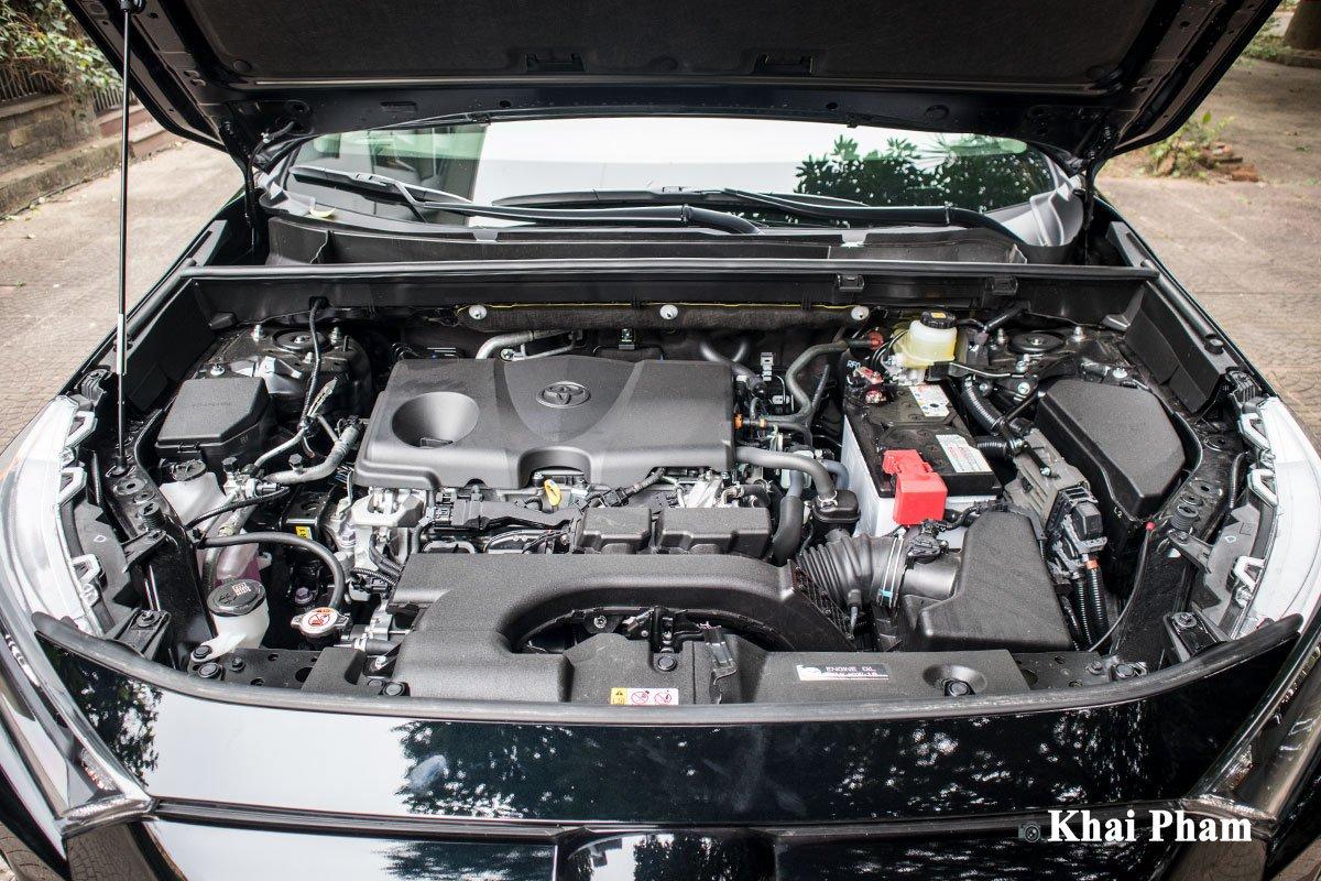 Ảnh động cơ xe Toyota RAV4 2020