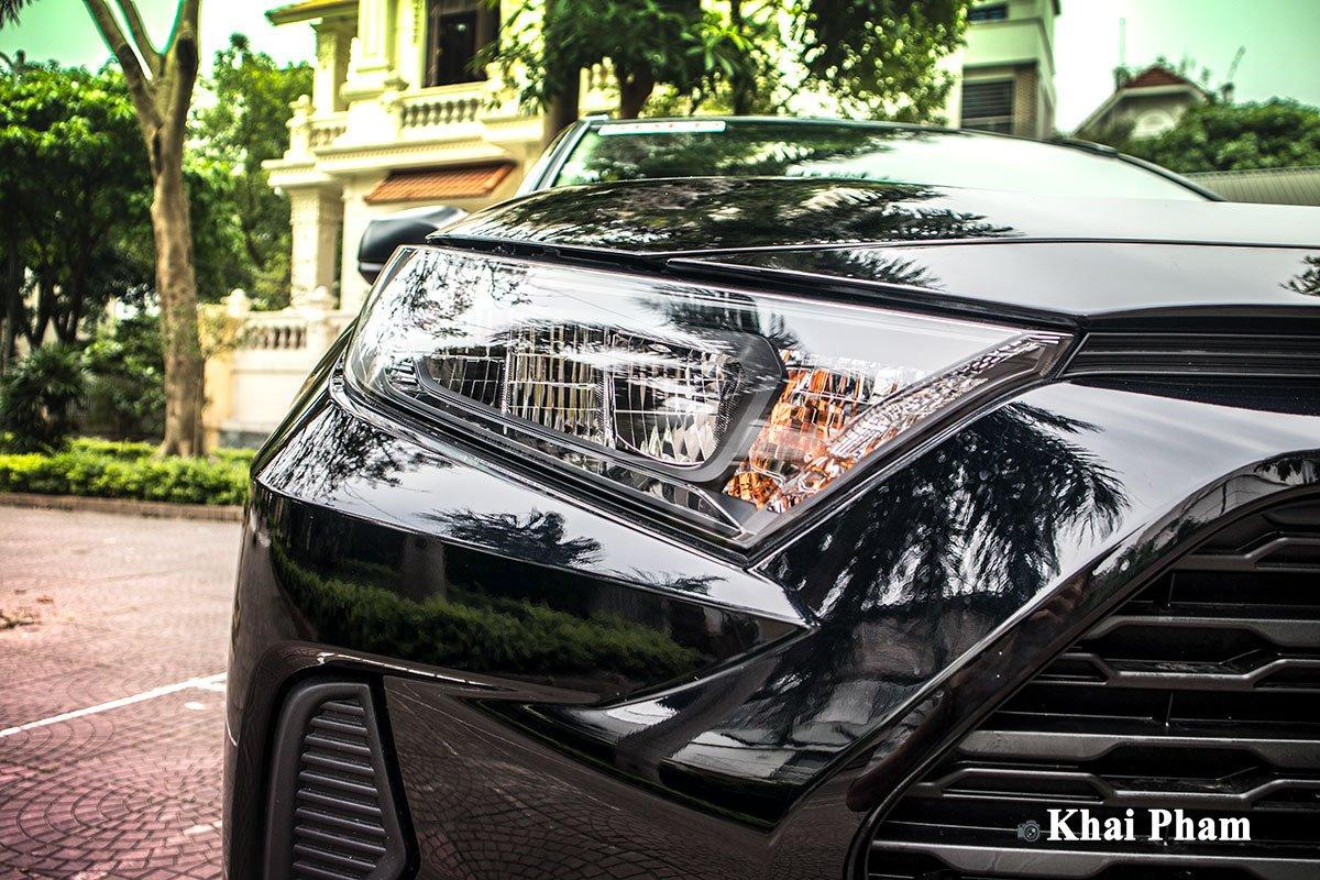 Ảnh đèn pha xe Toyota RAV4 2020