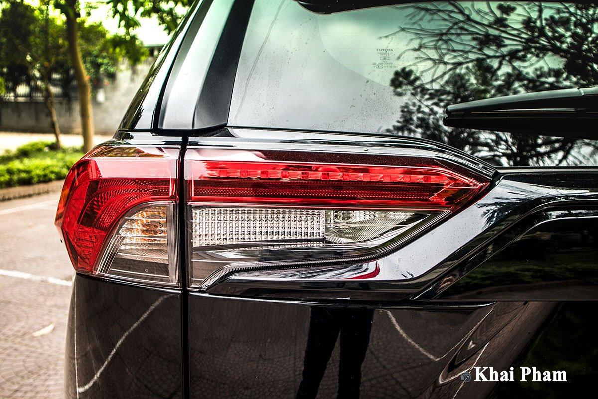 Ảnh đèn hậu xe Toyota RAV4 2020