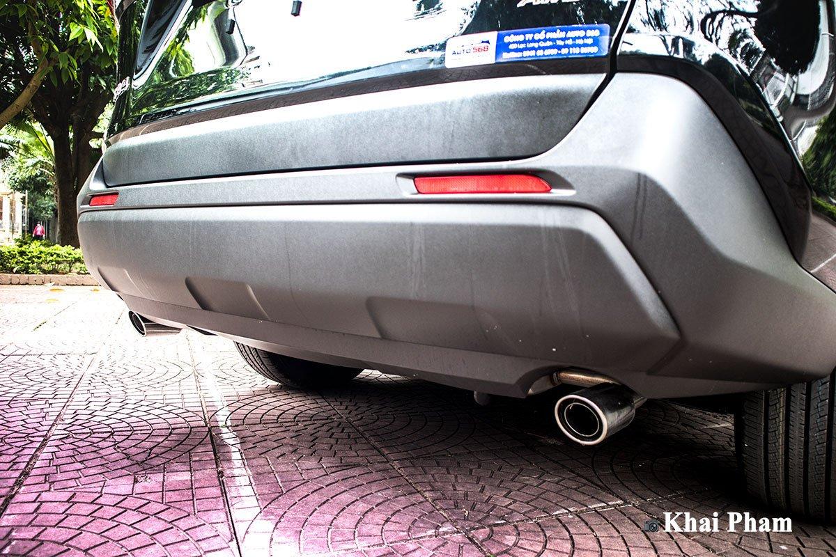 Ảnh Cản sau xe Toyota RAV4 2020