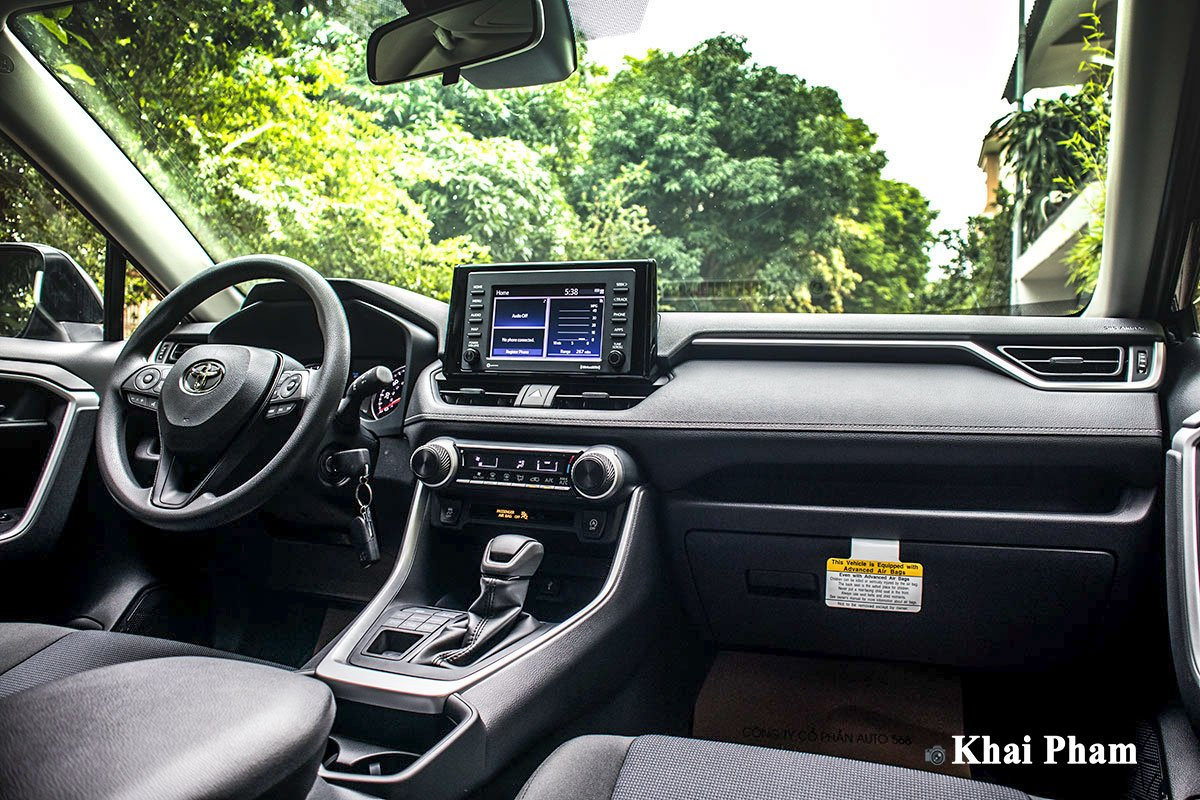 Ảnh Táp-lô xe Toyota RAV4 2020