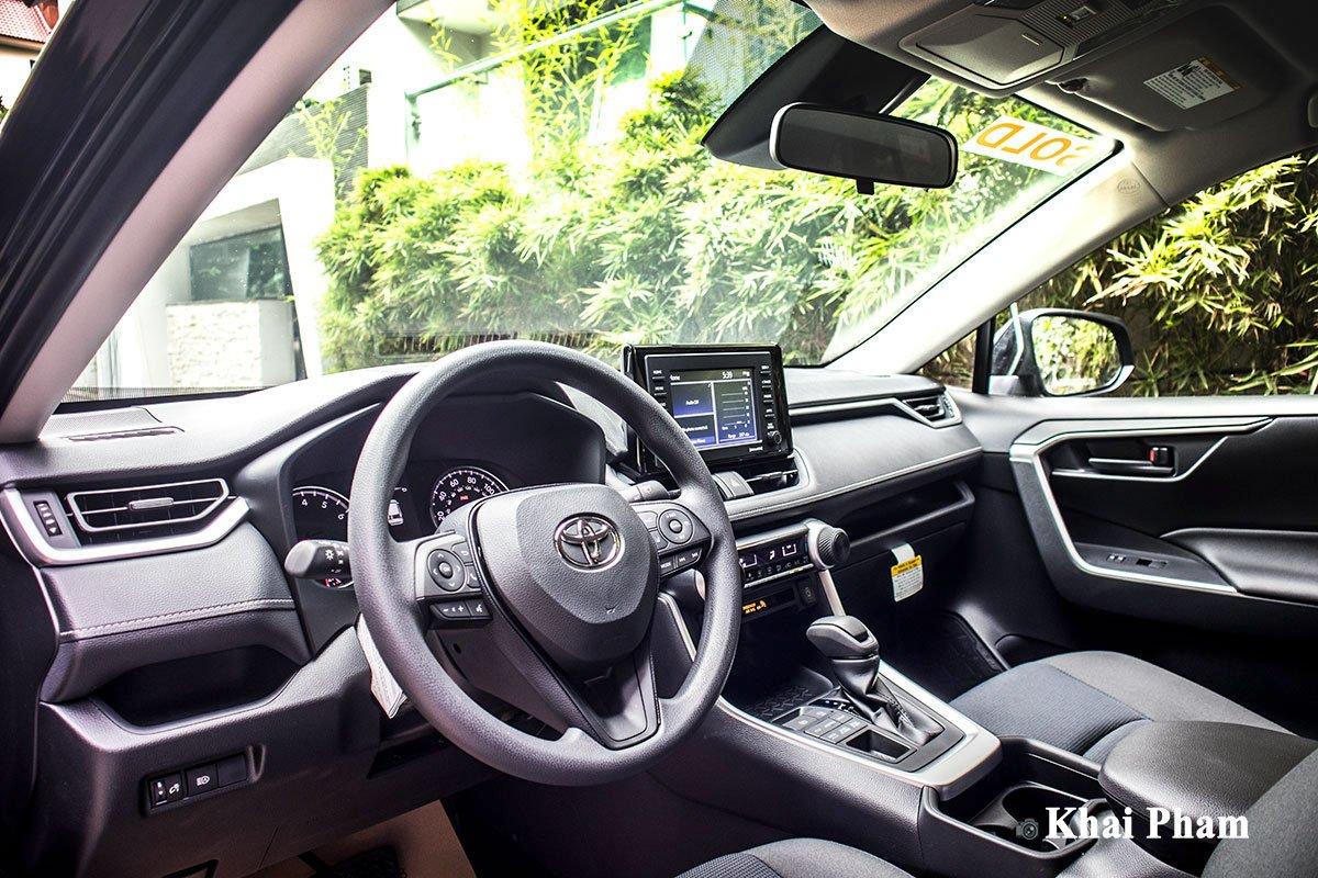 Ảnh Tay lái xe Toyota RAV4 2020
