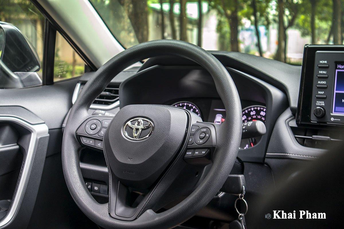 Ảnh Vô-lăng xe Toyota RAV4 2020
