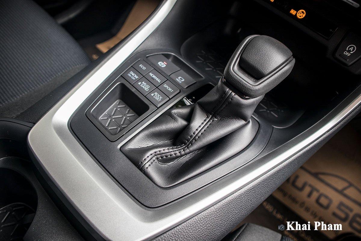 Ảnh Cần số xe Toyota RAV4 2020