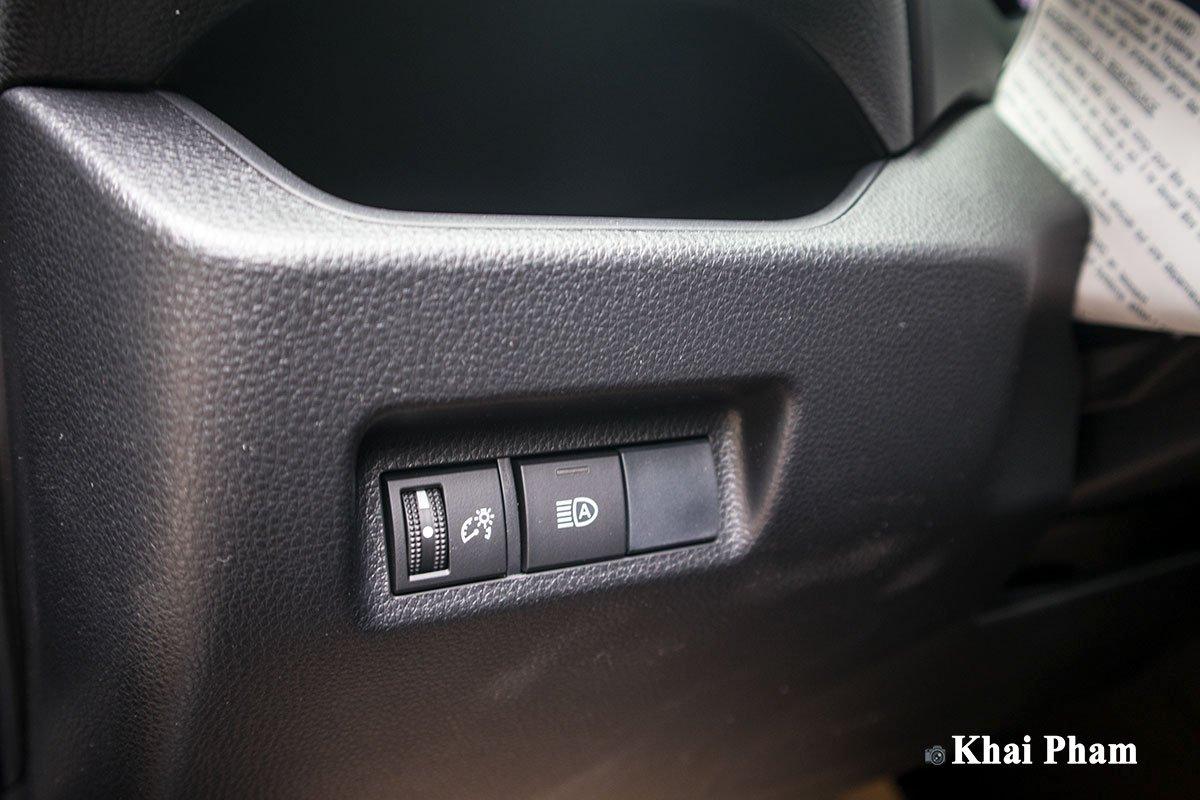Ảnh Tiện nghi xe Toyota RAV4 2020