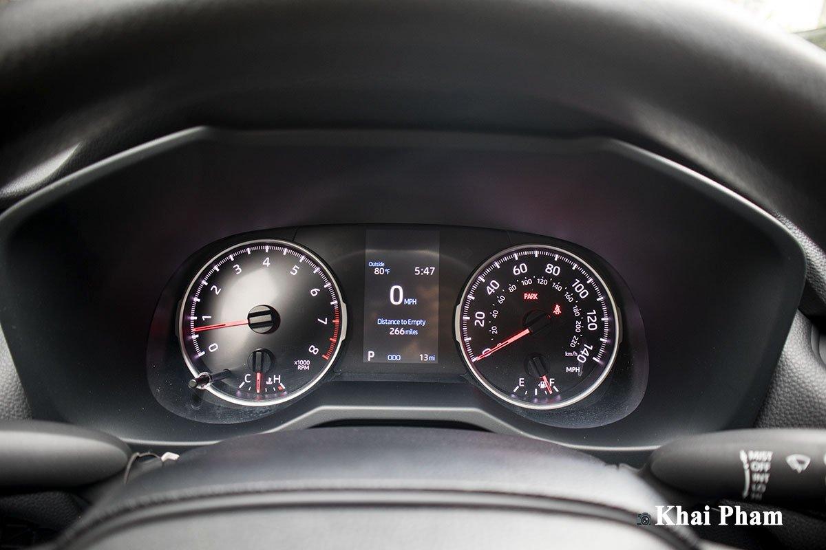 Ảnh Đồng hồ xe Toyota RAV4 2020